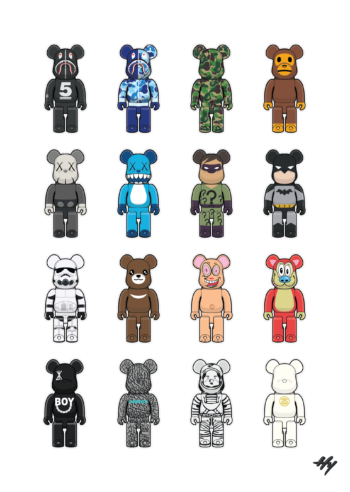 BE@RBRICKS