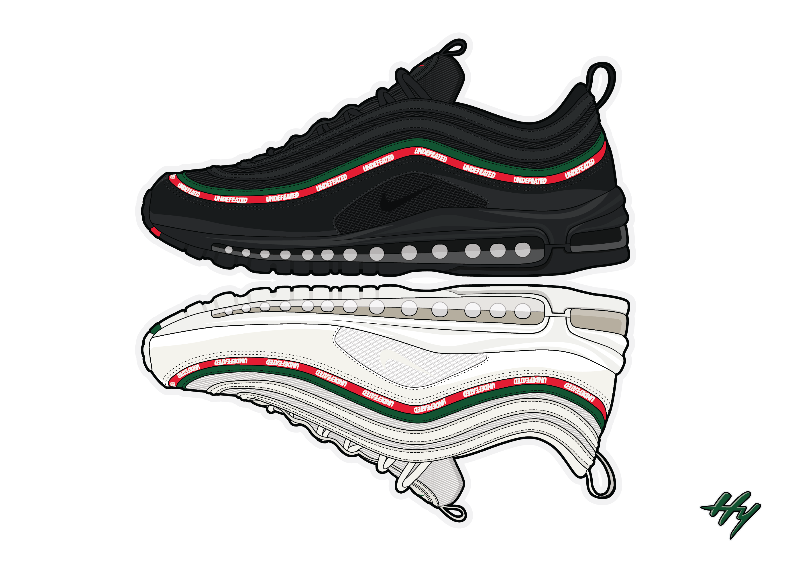 97 air max undefeated 8d4735e5