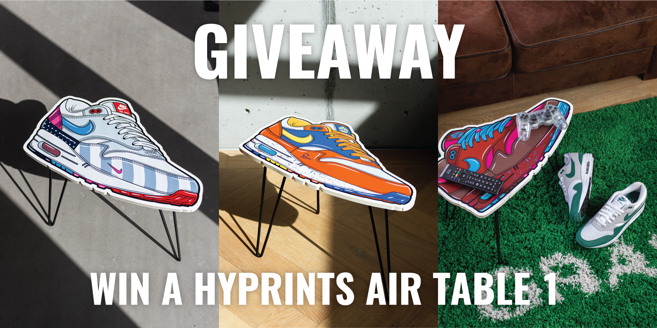 air table 1 giveaway sneakerness hyprints