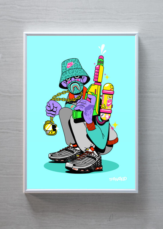 The HatKid Sneakerness Amsterdam 2021